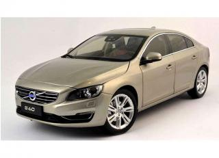 Volvo S60 in Seashell Limited:504 pcs. Ultimate DieCast 1:18