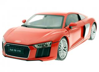 Audi R8 V10 2016 rot  Welly 1:18