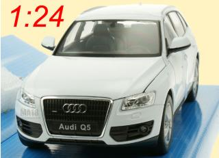 Audi Q5 weiss Welly 1:24