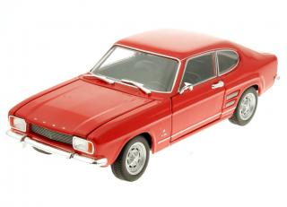 Ford Capri 1969 rot 1:24 Welly