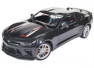 Chevrolet Camaro SS *50th Anniversary* 2017  grey metallic Auto World 1:18 Metallmodell