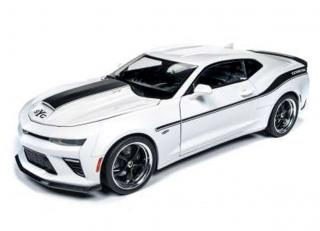 Chevrolet Camaro Yenko S/C 2018  white Auto World 1:18 Metallmodell