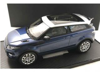 Range Rover Evoque RHD 2011 - baltic blue Century Dragon 1:18