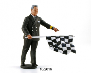 Race Director 1950-1970 Le Mans Miniatures 1:18