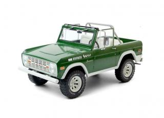 Ford Bronco 1970  *Buster*, Smokey and the Bandit 1977, green Greenlight 1:18