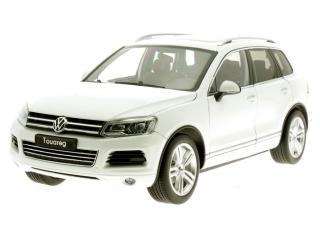 VW Touareg 2012 weiß Welly GTA 1:18