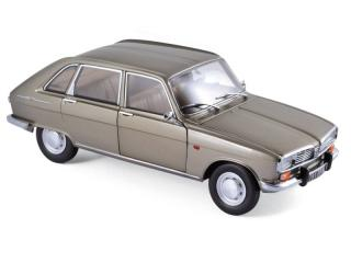 Renault 16 1968 - Grey Metallic Norev 1:18