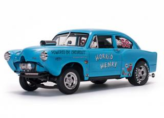 "Henry J Gasser 1951 Blue ""HORRiD HENRY"" Blue (L.E 999pcs) SunStar Metallmodell 1:18"