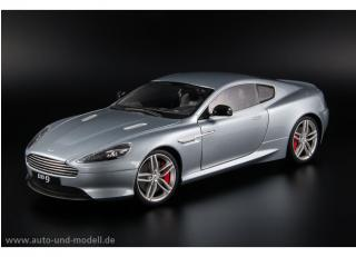Aston Martin DB9 Coupe 2013 silber Welly 1:18