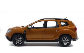 Dacia Duster MK2 2018 atacama orange S1804601 Solido 1:18 Metallmodell