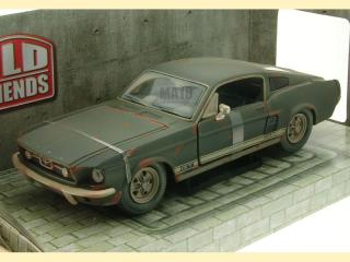 Ford Mustang GT 1967 Maisto Old Friends 1:24
