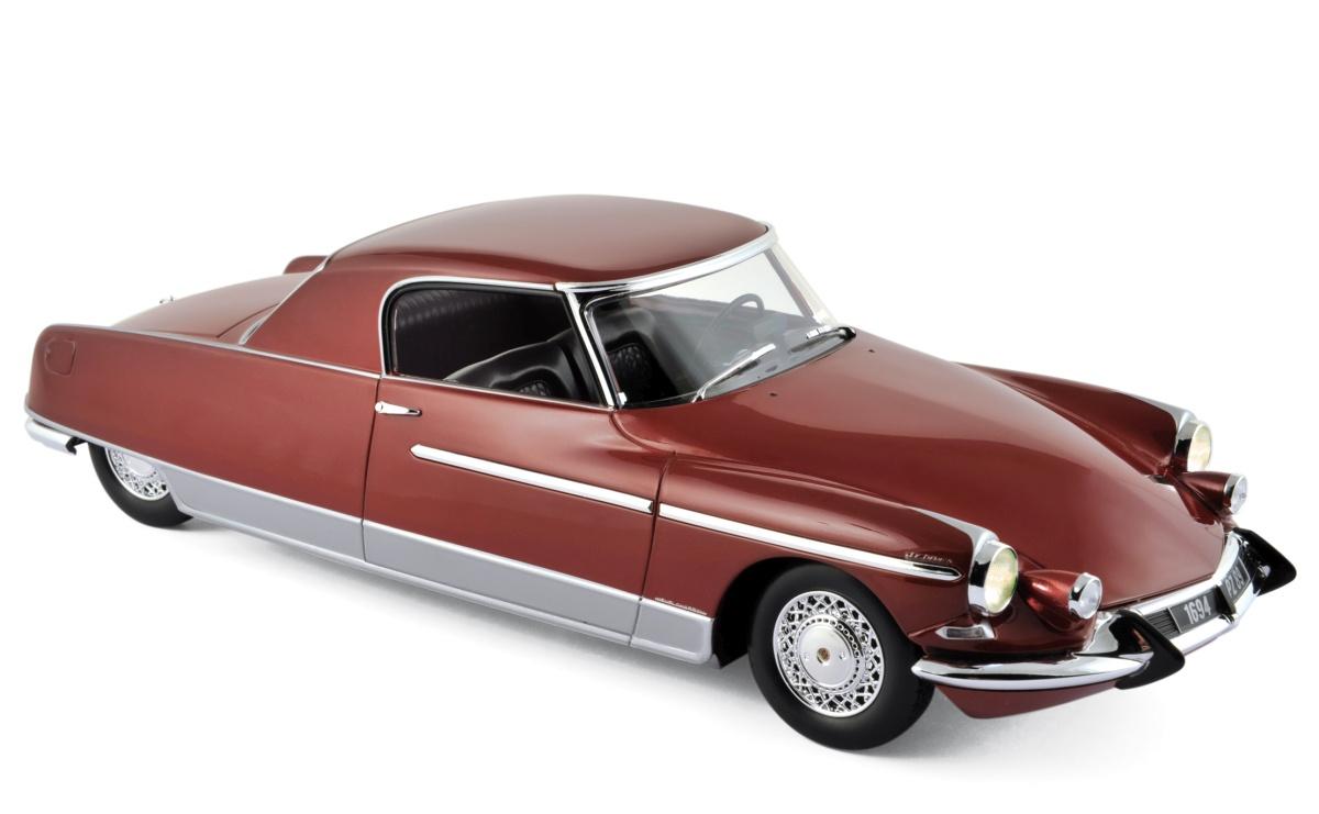 modellauto citro n ds 19 chapron le dandy 1964 red. Black Bedroom Furniture Sets. Home Design Ideas