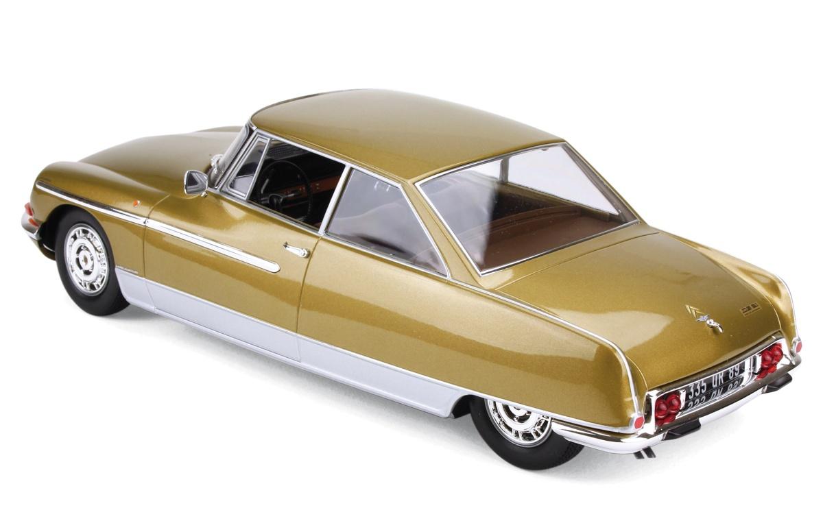 modellauto citro n ds 21 chapron le l man 1968 champagne. Black Bedroom Furniture Sets. Home Design Ideas