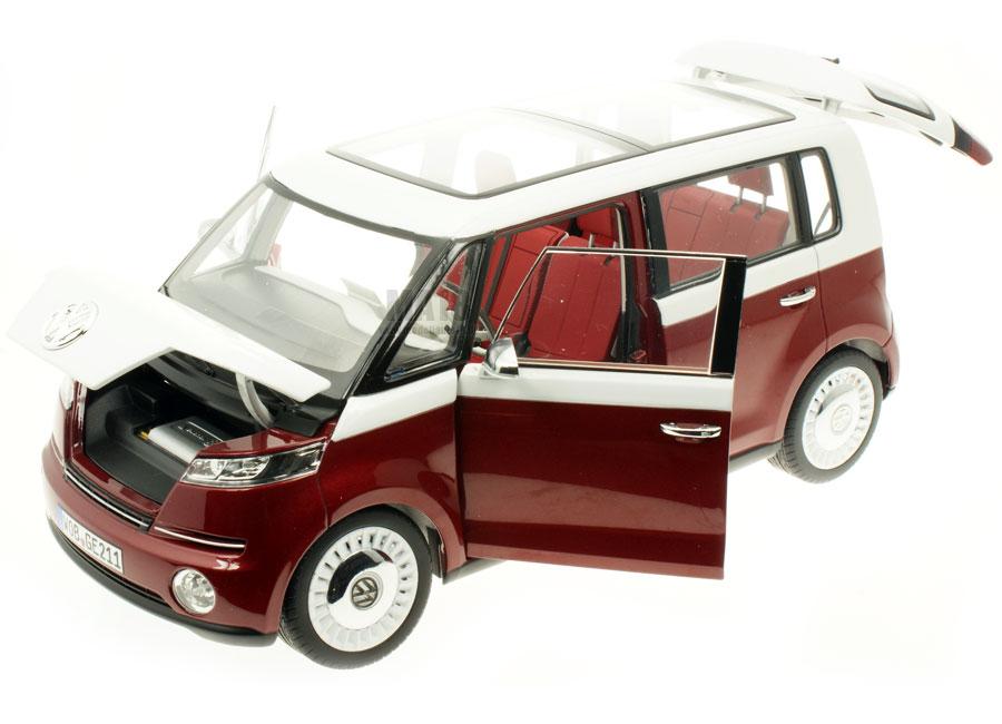 modellauto vw new bulli industriemodell in volkswagen. Black Bedroom Furniture Sets. Home Design Ideas