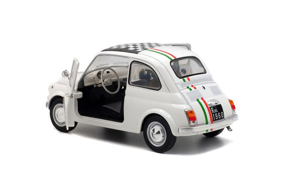 modellauto fiat 500 l 500 italia 1968 solido 1 18 bei. Black Bedroom Furniture Sets. Home Design Ideas