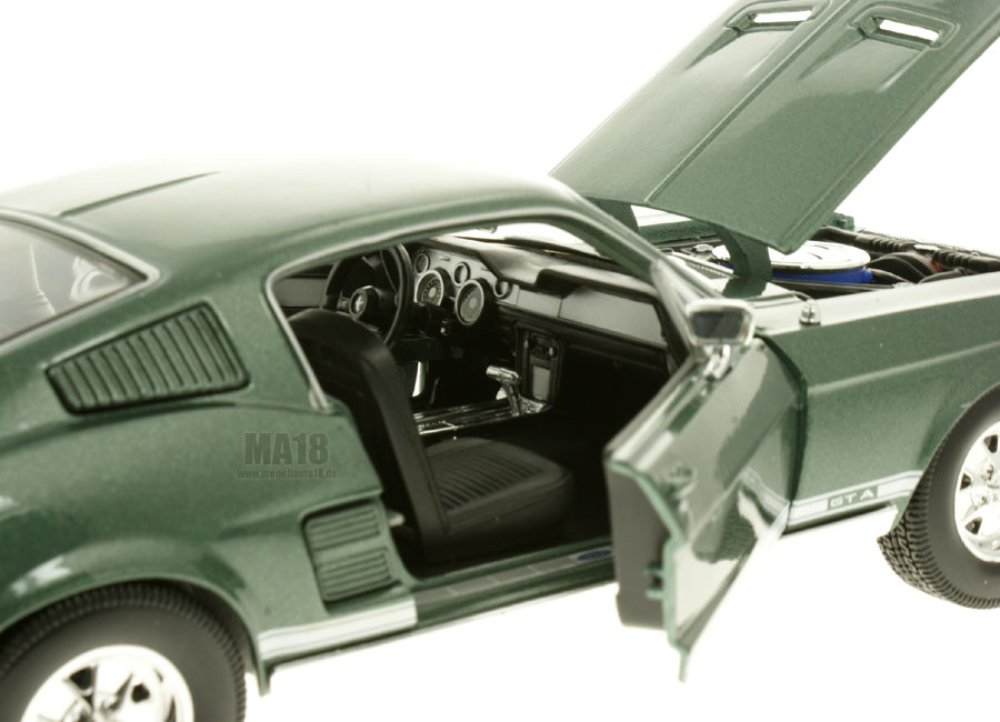 ford mustang fastback karosserie auto bild idee. Black Bedroom Furniture Sets. Home Design Ideas