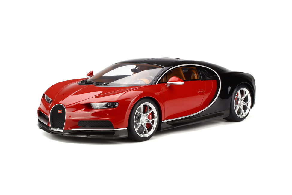 modellauto bugatti chiron italian red limited to 350 pcs only gt spirit special by kyosho 1 12. Black Bedroom Furniture Sets. Home Design Ideas