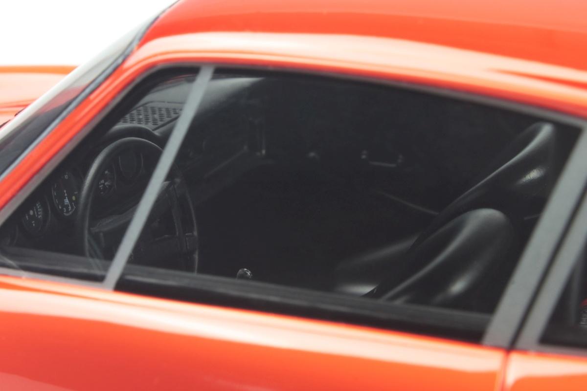 modellauto porsche 911 2 8 rsr street orange gt spirit by. Black Bedroom Furniture Sets. Home Design Ideas