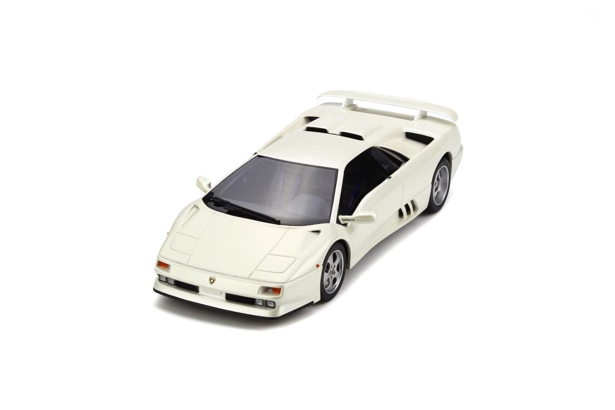 Modelcar Lamborghini Diablo Jota Se30 White Limited To 500 Pcs Gt Spirit Kyosho By Ottomobile