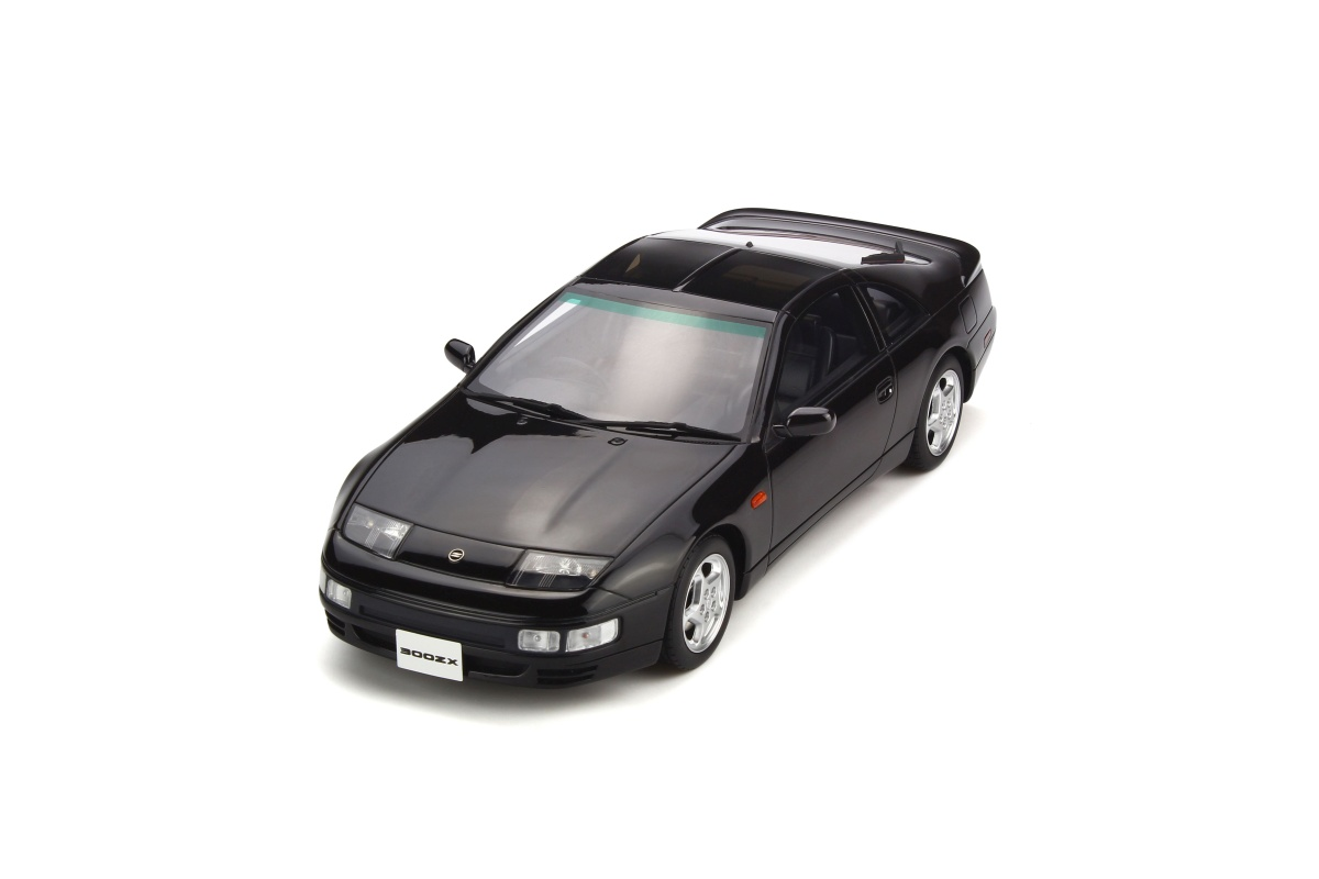 modellauto nissan 300 zx (z32) black metallic 732 limited to: 2000
