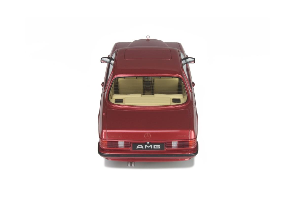 modellauto mercedes benz amg 500 ce brillant red limited. Black Bedroom Furniture Sets. Home Design Ideas