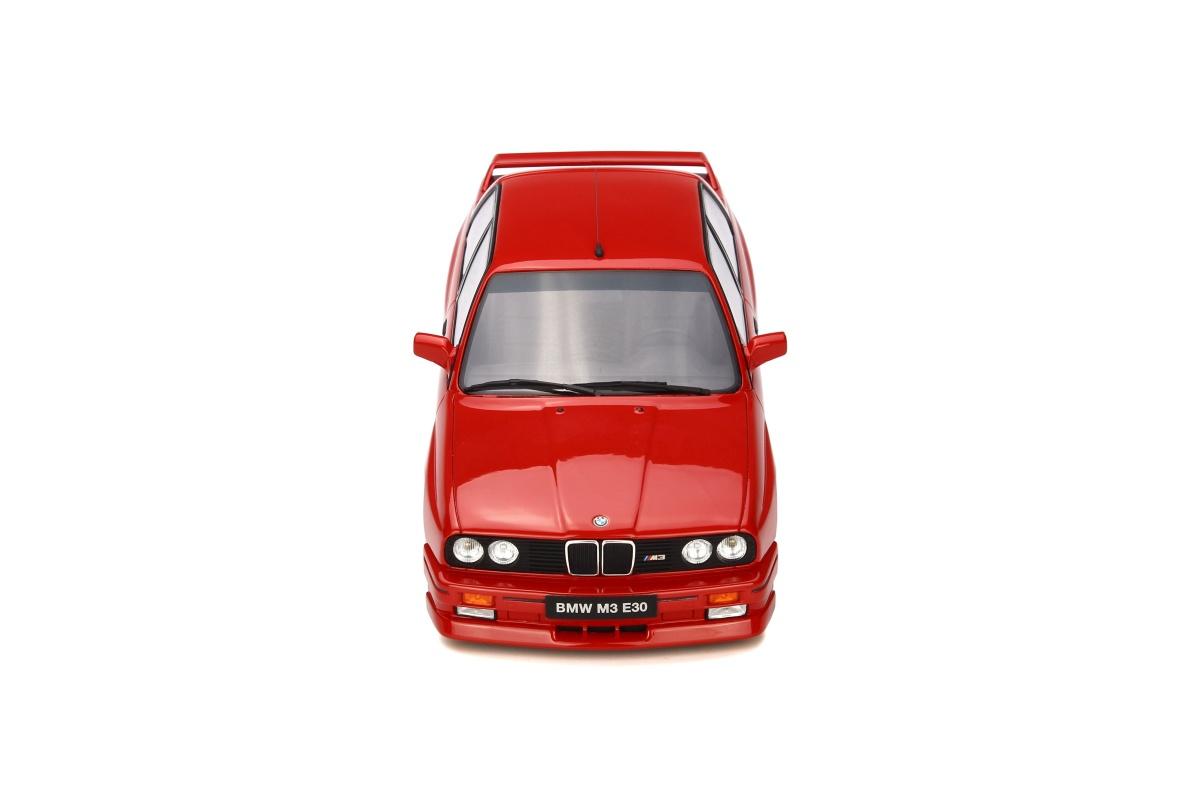 modellauto bmw e30 m3 brilliantrot 308 otto mobile 1 18. Black Bedroom Furniture Sets. Home Design Ideas